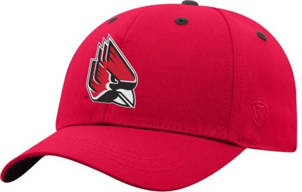 Top of the World Youth Ball State Cardinals Cardinal Rookie Hat product image