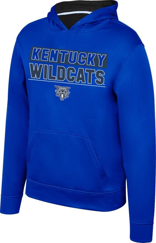 Top of the World Boys' Kentucky Wildcats Blue Foundation Pullover Hoodie product image