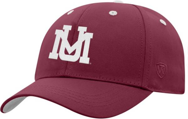 Top of the World Youth Montana Grizzlies Maroon Rookie Hat product image