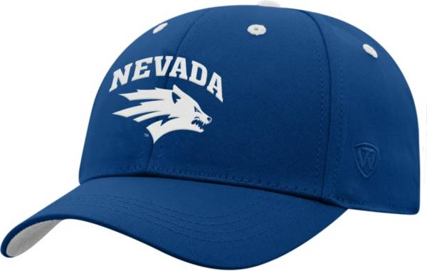 Top of the World Youth Nevada Wolf Pack Blue Rookie Hat product image