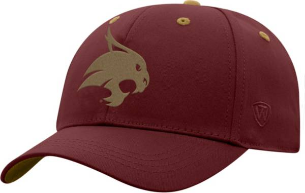Top of the World Youth Texas State Bobcats Maroon Rookie Hat product image