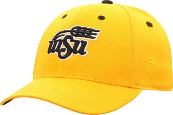 Top of the World Youth Wichita State Shockers Yellow Rookie Hat product image