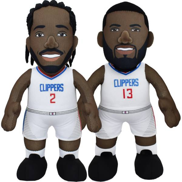 Bleacher Creatures Los Angeles Clippers George & Leonard Smusher Plush Duo product image