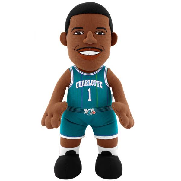 Bleacher Creatures Charlotte Hornets Muggsy Bogues Smusher Plush product image