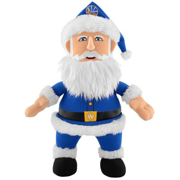 Bleacher Creatures Golden State Warriors Santa Clause Smusher Plush product image