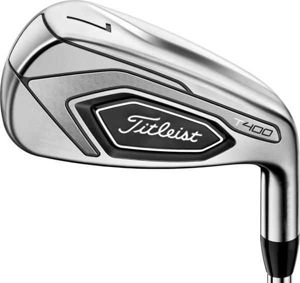 Titleist T400 Irons – (Steel) product image