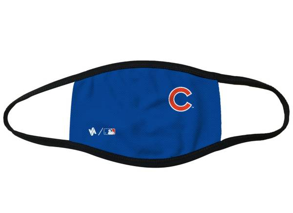 Vertical Athletics Adult Chicago Cubs Pro Facemasks product image