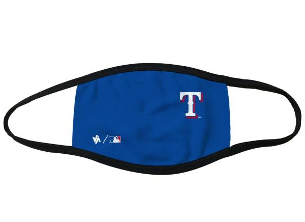 Vertical Athletics Adult Texas Rangers Pro Facemasks product image