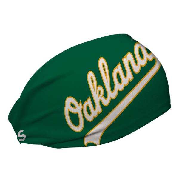 Bani Bands Oakland Athletics Stretch Headband product image