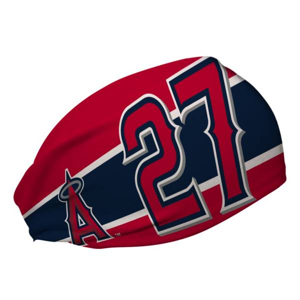 Bani Bands Los Angeles Angels Mike Trout Stretch Headband product image