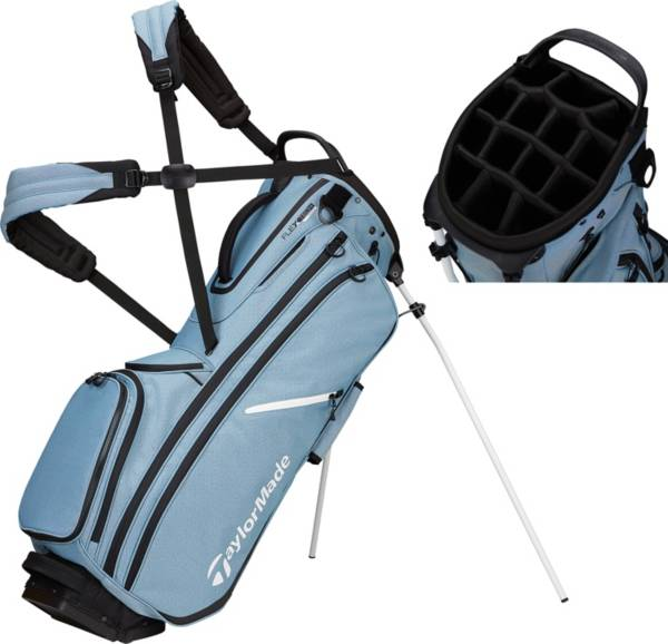 TaylorMade 2020 FlexTech Crossover Yarn Dye Stand Golf Bag product image