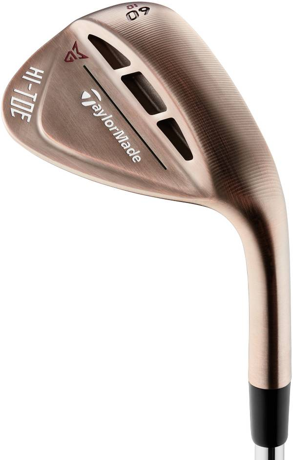 TaylorMade Hi-Toe Raw Milled Grind Custom Wedge product image