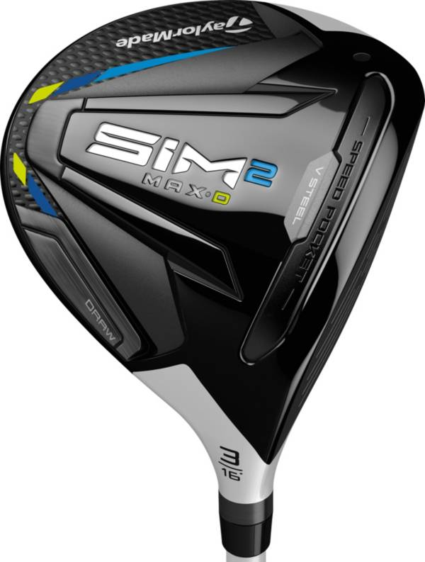 TaylorMade SIM2 Max Draw Custom Fairway product image