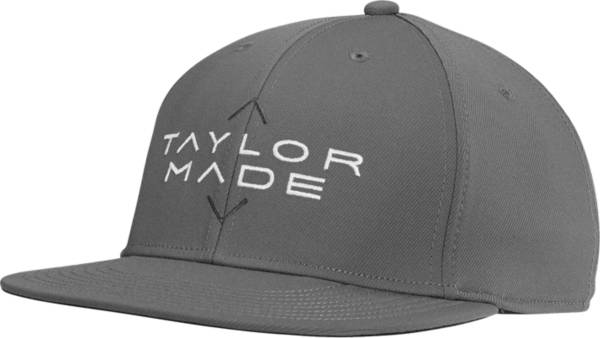 TaylorMade Men's Lifestyle Stretch Flat Bill Golf Hat product image