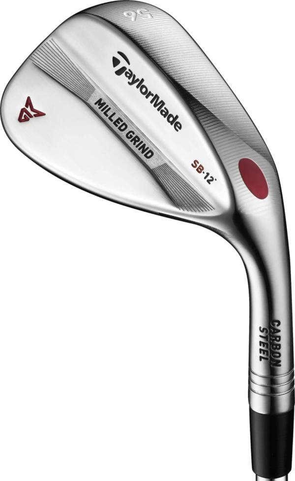 TaylorMade Milled Grind Chrome Wedge product image