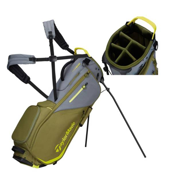TaylorMade 2020 FlexTech Yarn Dye Stand Golf Bag product image
