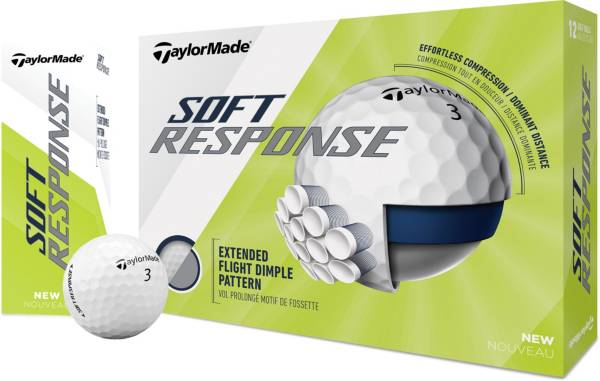 TaylorMade Soft Response Golf Balls product image