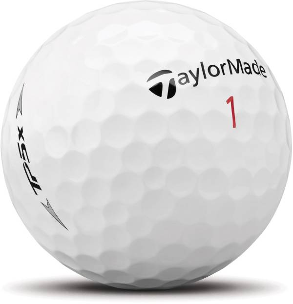 TaylorMade 2020 TP5x Golf Balls - 3 Ball Sleeve product image