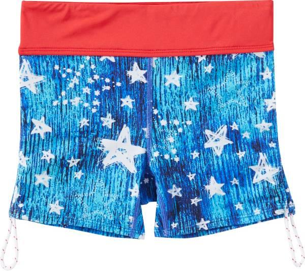 TYR Girls' Twinkle Della Boy Swim Shorts product image