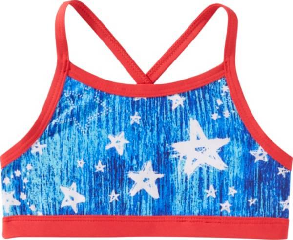 TYR Girls' Twinkle Trinity Bikini Top product image