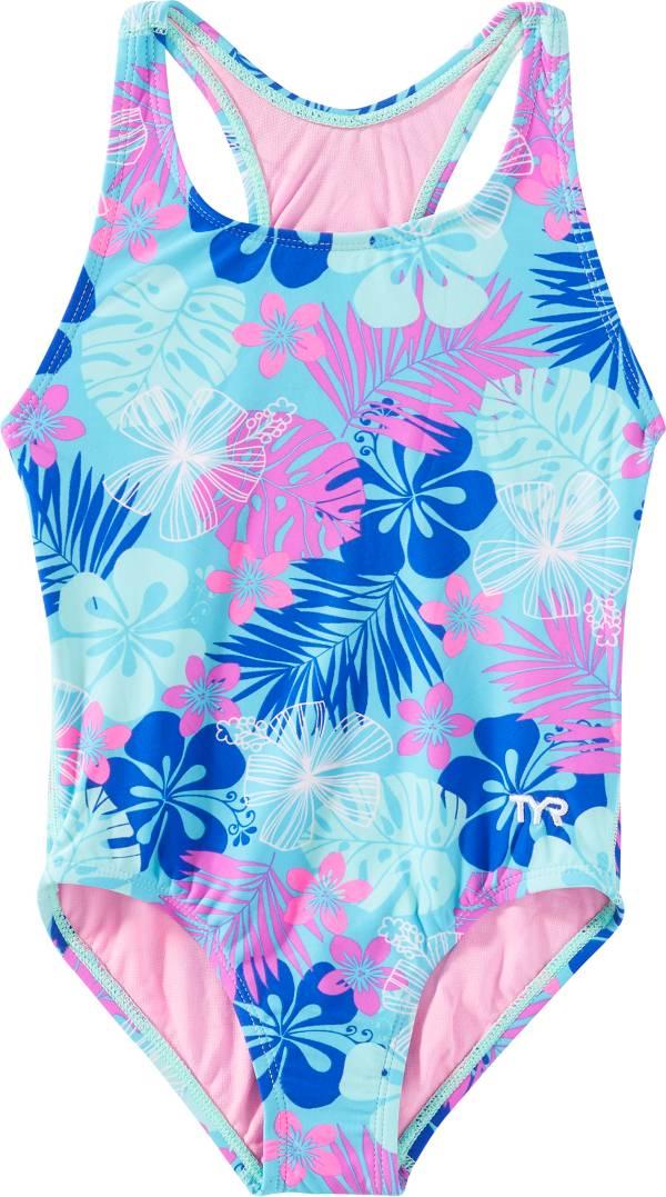 TYR Girls' LUAU Ella Maxfit One-Piece Swimsuit product image