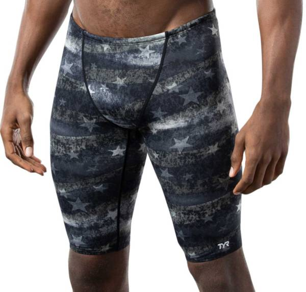 TYR Men's American Dream All Over Jammer Swimsuit product image
