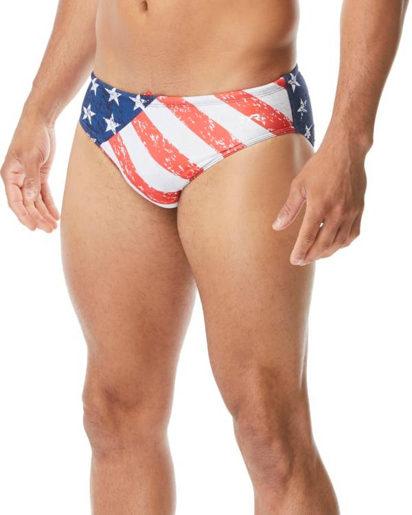 TYR Atomic Male Racer Swim Brief product image