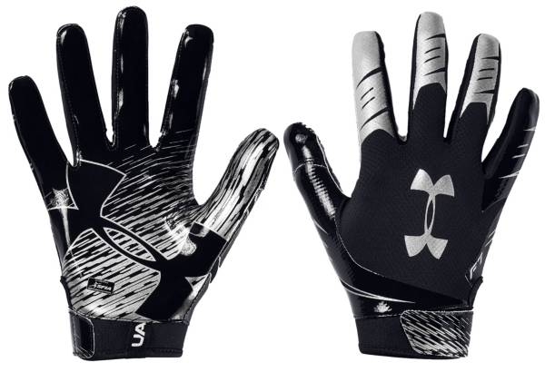 Under Armour Adult F7 Football Receiver Gloves product image