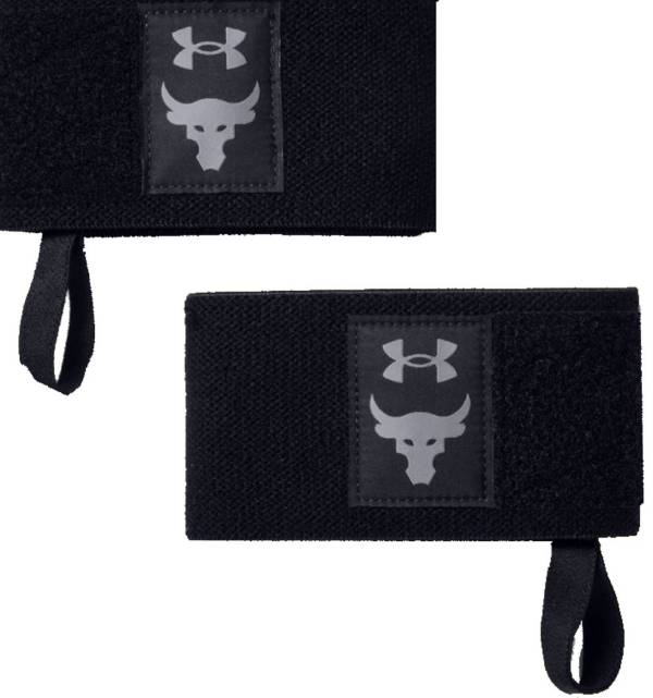 Under Armour Project Rock Wrist Wraps product image