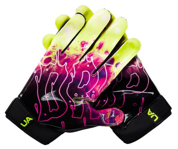 Under Armour Adult Spotlight NFL Receiver Gloves product image