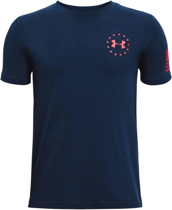Under Armour Boys' Freedom Flag Shirt product image