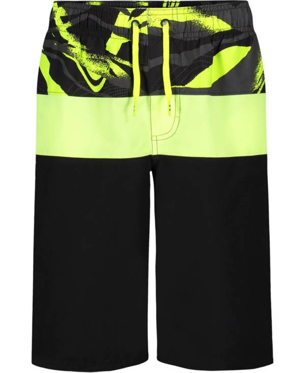 Under Armour Boys' Broken Waves Triblock Shorts product image