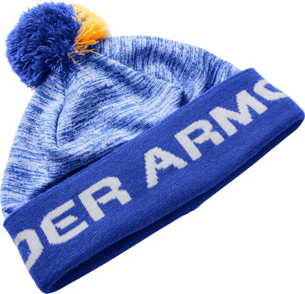 Under Armour Boys' Gametime Pom Beanie product image