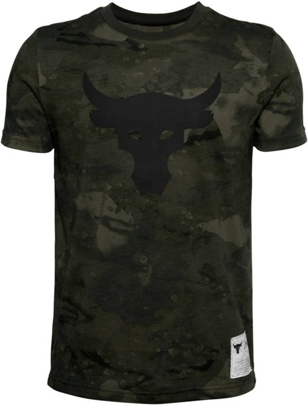 Under Armour Boys' Project Rock Veteran's Day T-Shirt product image