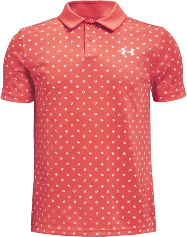 Under Armour Boys' Performance Poppy Short Sleeve Golf Polo product image
