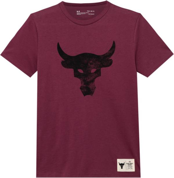 Under Armour Boys' Project Rock Brahma Bull T-Shirt product image