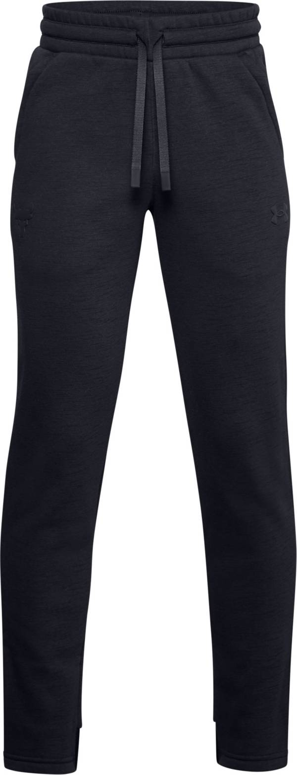 Under Armour Boys' Project Rock Charged Cotton Fleece Pants product image