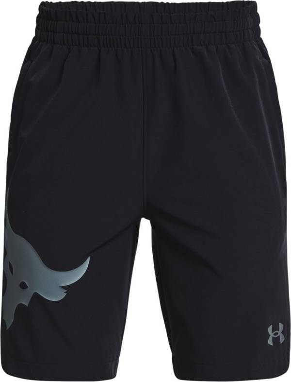 Under Armour Boys' Project Rock Woven Shorts product image