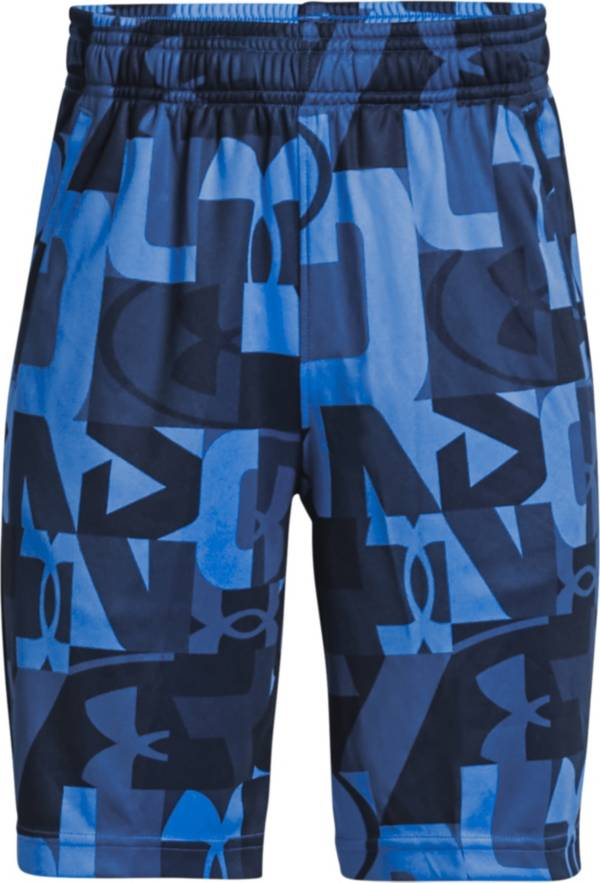 Under Armour Boys' Renegade 3.0 Printed Shorts product image