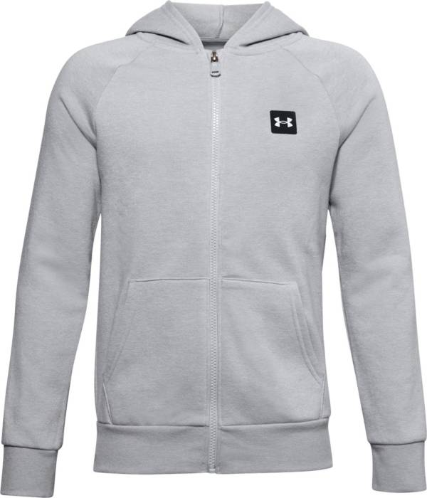 Under Armour Boys' Rival Fleece Full Zip Hoodie product image