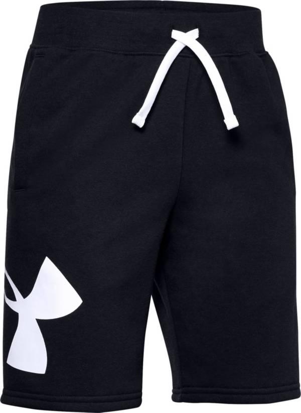 Under Armour Boys' Rival Fleece Logo Shorts product image