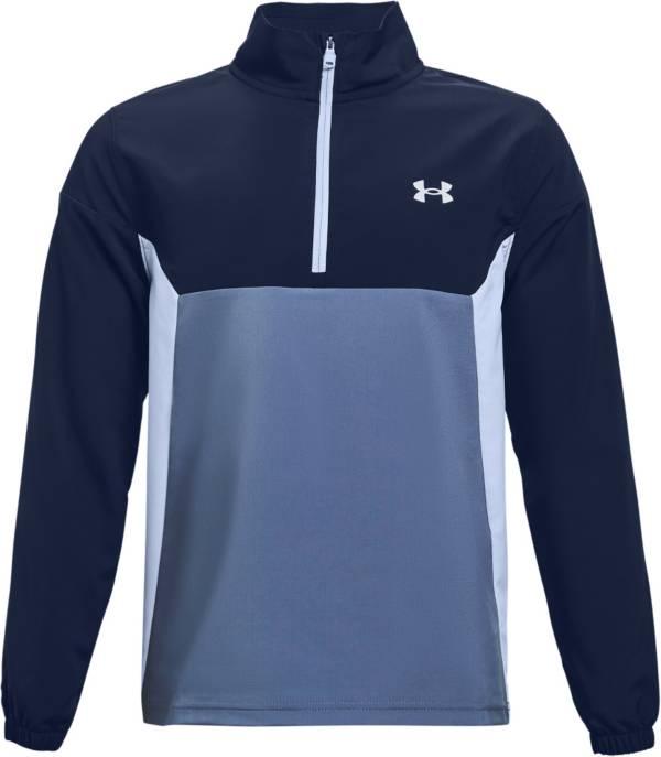 Under Armour Boys' Storm Windstrike 1/2 Zip Golf Jacket product image