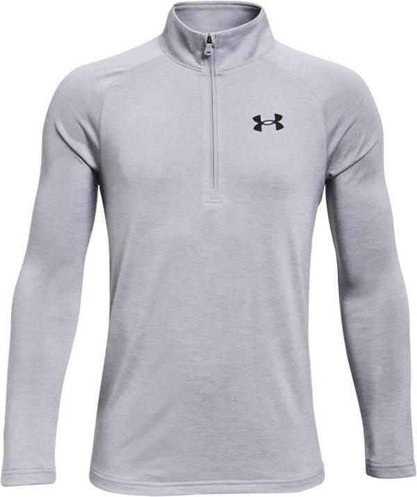 Under Armour Boys' Tech 2.0 ½ Zip Long Sleeve Shirt product image