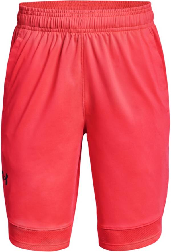 Under Armour Boys' HeatGear Training Stretch Shorts product image