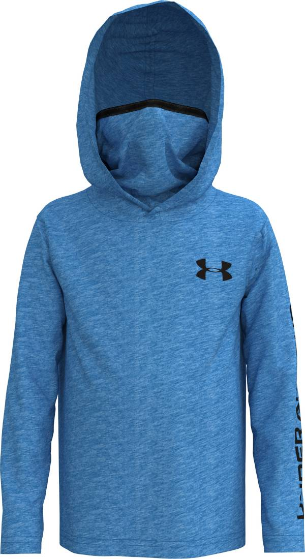 Under Armour Boys' Extended Mockneck Hoodie product image