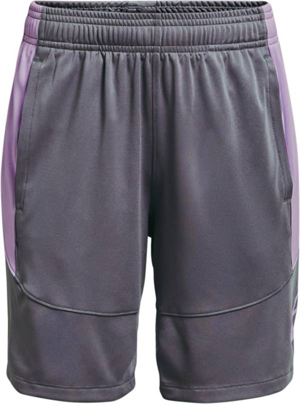 Under Armour Girls' Performance Basketball Shorts product image