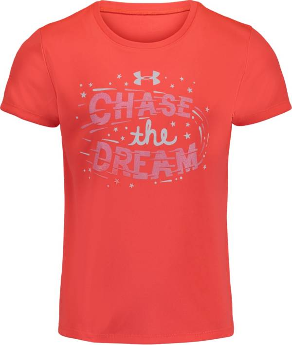 Under Armour Girls' Chase Dream Short Sleeve T-Shirt product image