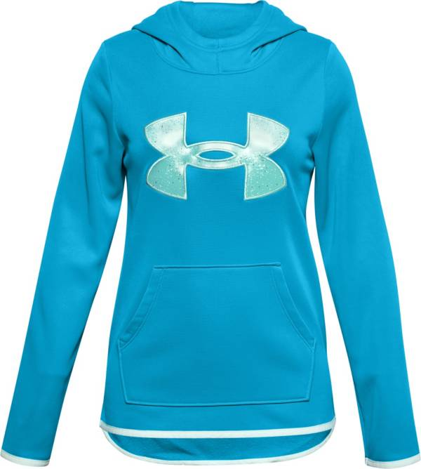 Under Armour Girls' Armour Fleece Big Logo Hoodie product image