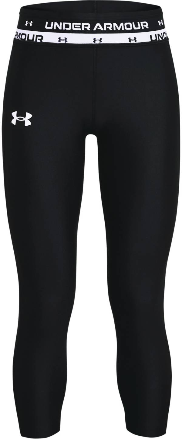 Under Armour Girls' Ankle Crop Leggings product image