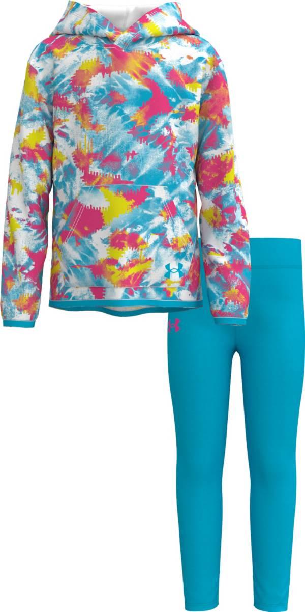 Under Armour Girls' Tie Dye Legging Set product image